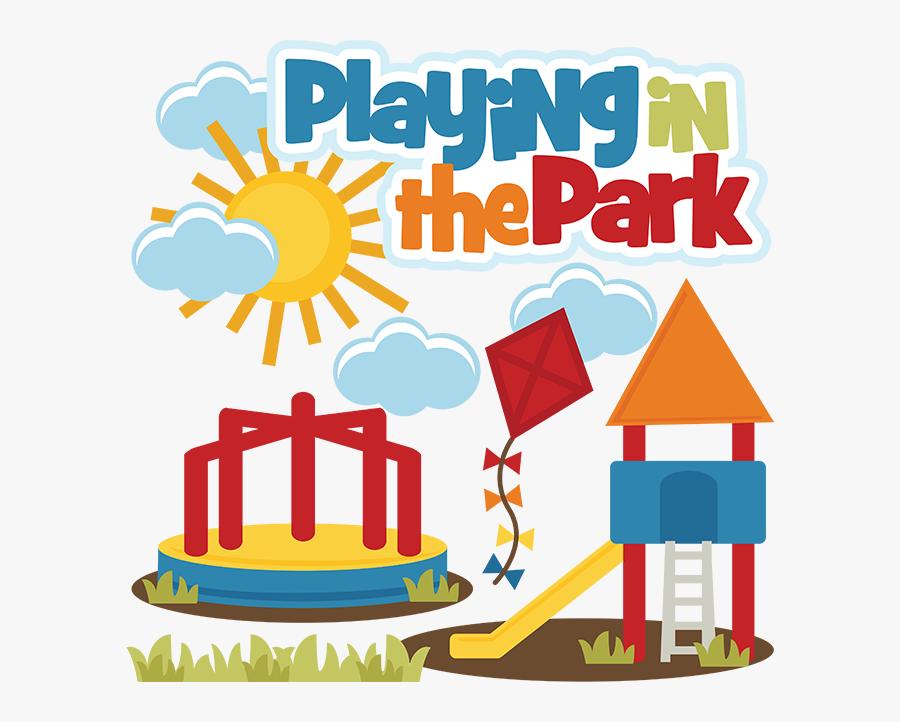 Park Clipart, Transparent Clipart