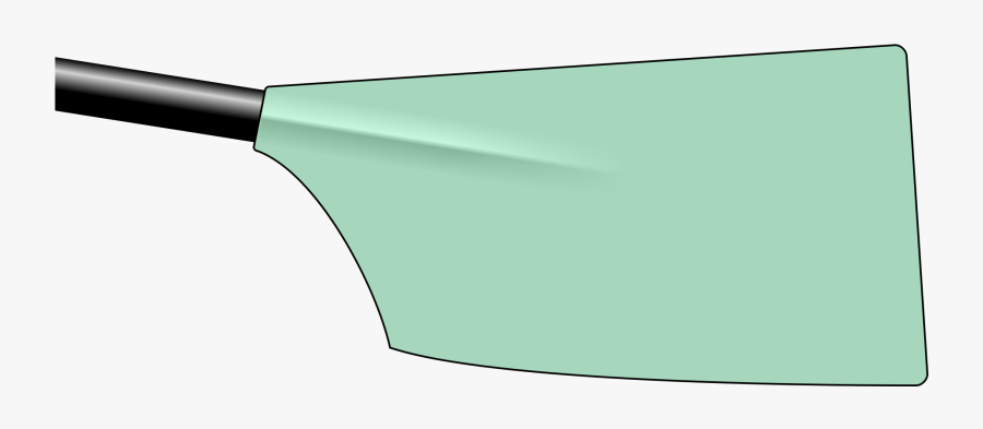 Cambridge University Rowing Club Paddle - Cambridge Boat Club Colours, Transparent Clipart