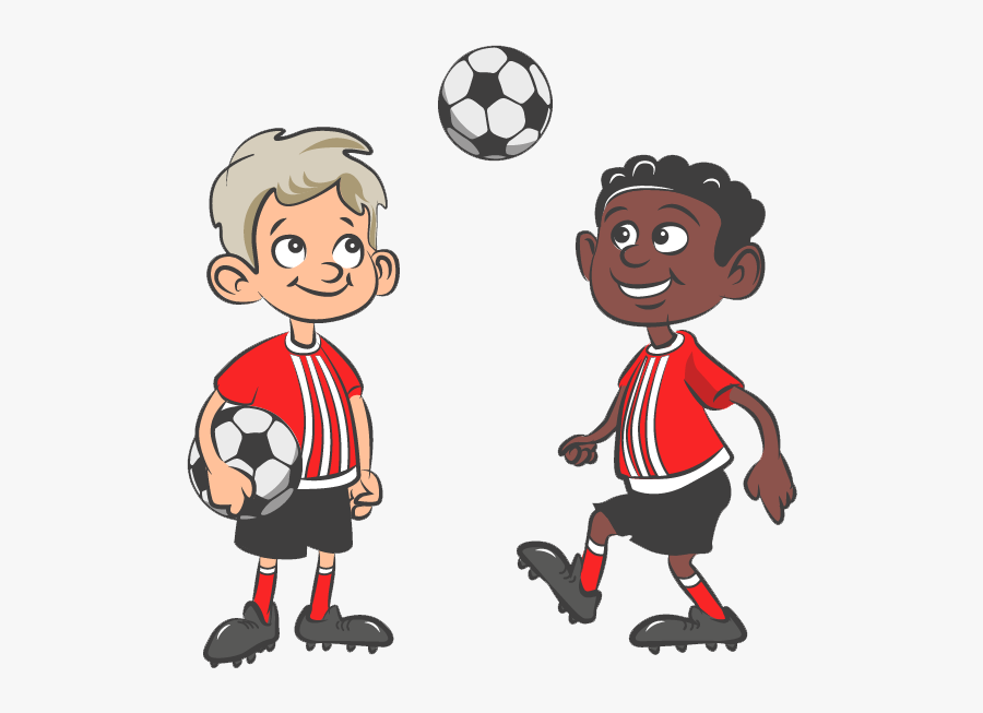 Png Freeuse Library Kids Playing Football Clipart Fk Rabotnicki Free Transparent Clipart Clipartkey