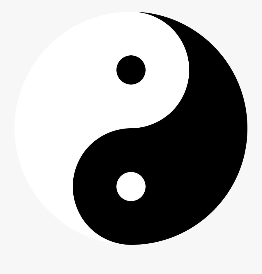 yinyang  yin yang vector png  free transparent clipart