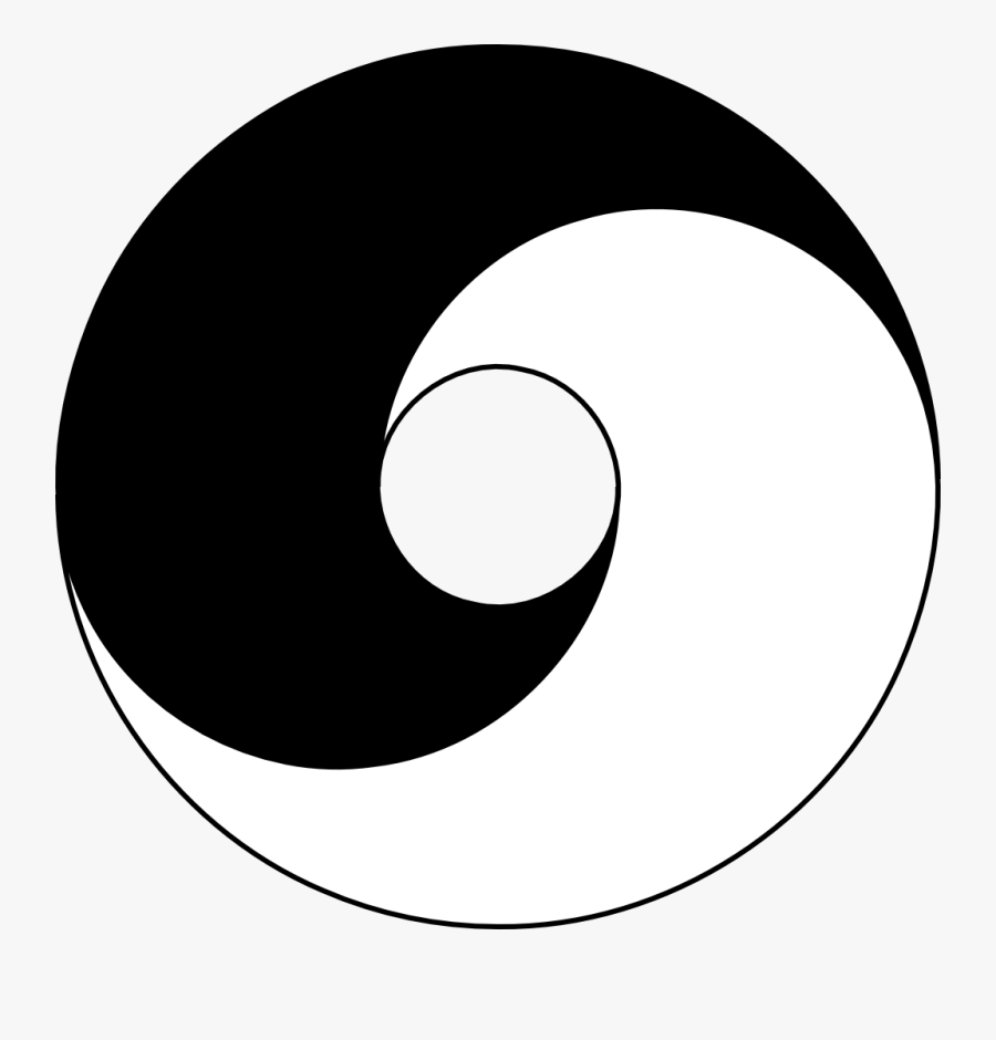 Asian Quotes For A More Enlightening Life - Yin Und Yang Symbol, Transparent Clipart