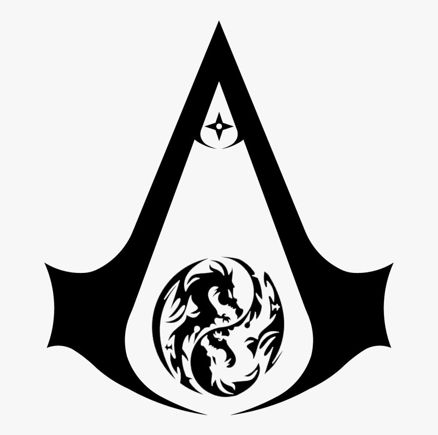 "Nj""s Signatures Avatars - Japanese Assassin's Creed Symbol, Transparent Clipart"