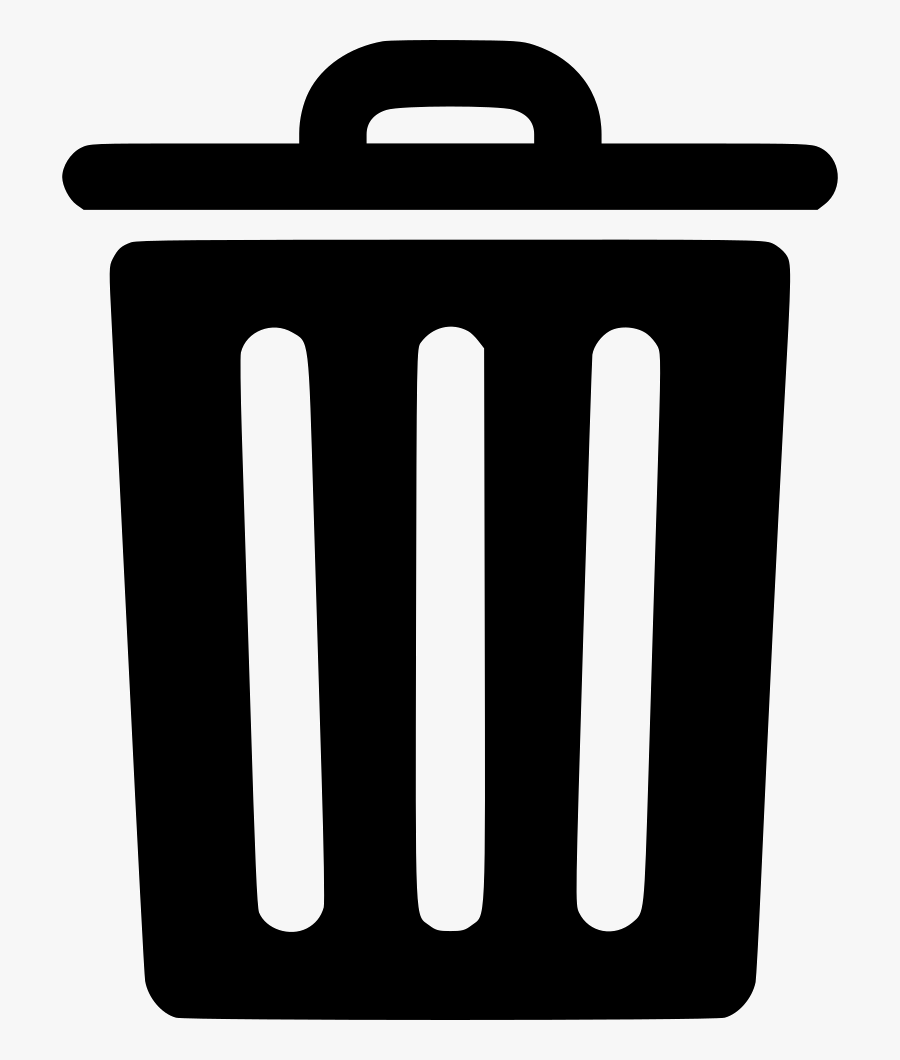 Free Recycle Bin Icon Png Vector - Recycle Bin Icon Free, Transparent Clipart