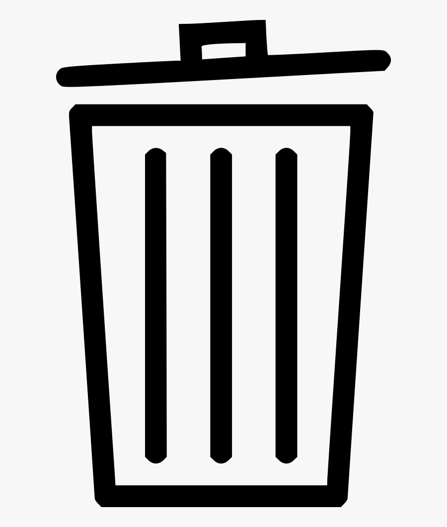 Recycle Bin Icon Png - Bin Icon Png, Transparent Clipart