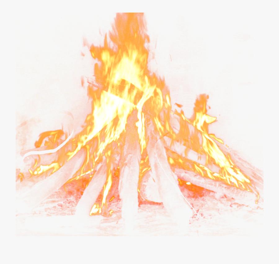 Transparent Bon Fire Png - Fire Flame Flames Png, Transparent Clipart