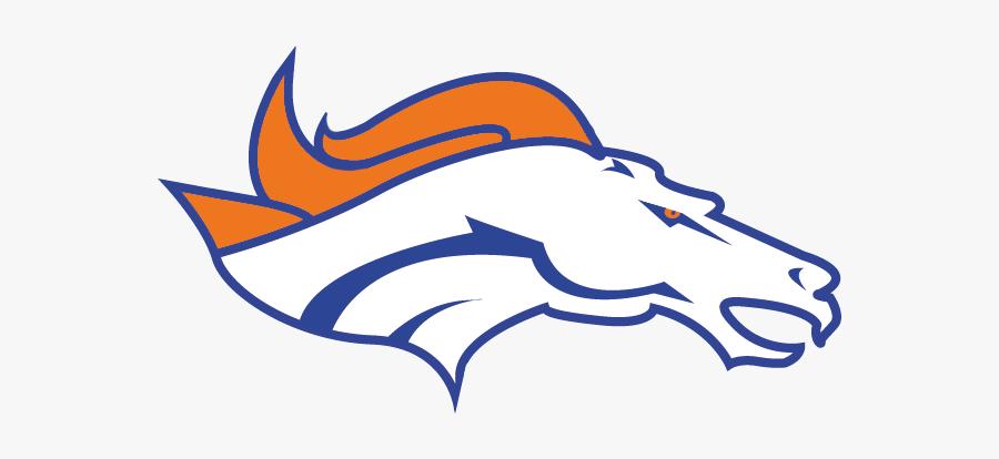 Denver Broncos Clip Art - Denver Broncos, Transparent Clipart