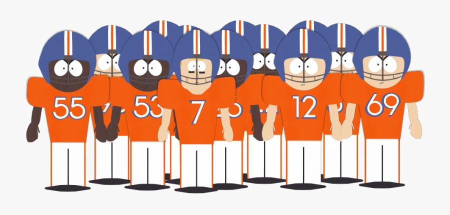 South Park Archives - South Park Denver Broncos, Transparent Clipart
