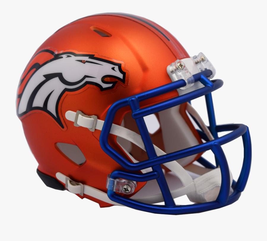 Transparent Denver Bronco Clipart - Denver Broncos Money Box, Transparent Clipart