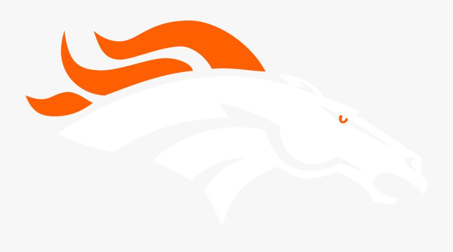 Denver Broncos Logo Vector, Transparent Clipart