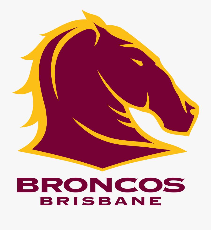 Broncos Nrl Clipart , Png Download - Brisbane Broncos Logo, Transparent Clipart