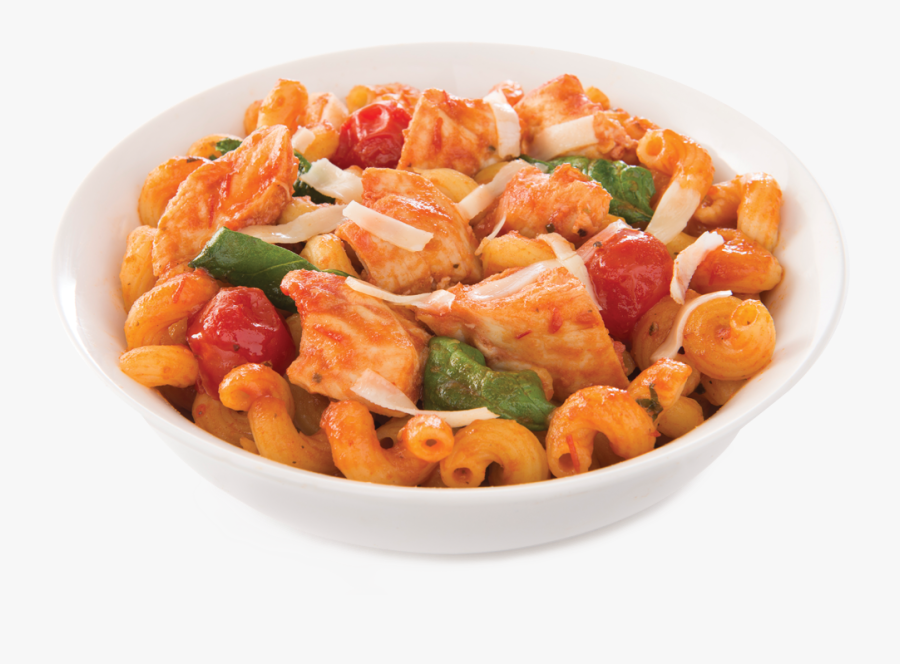 Chicken And Pasta Png, Transparent Clipart
