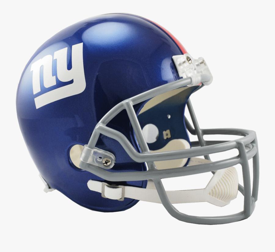 Giants Helmet Football Pittsburgh Nfl York File Clipart - New York Giants Helmet Png, Transparent Clipart