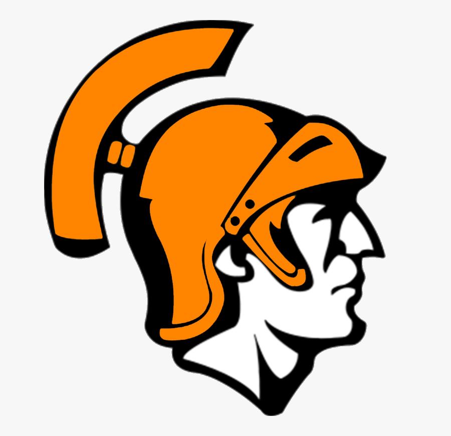 Uxbridge High School Spartans, Transparent Clipart