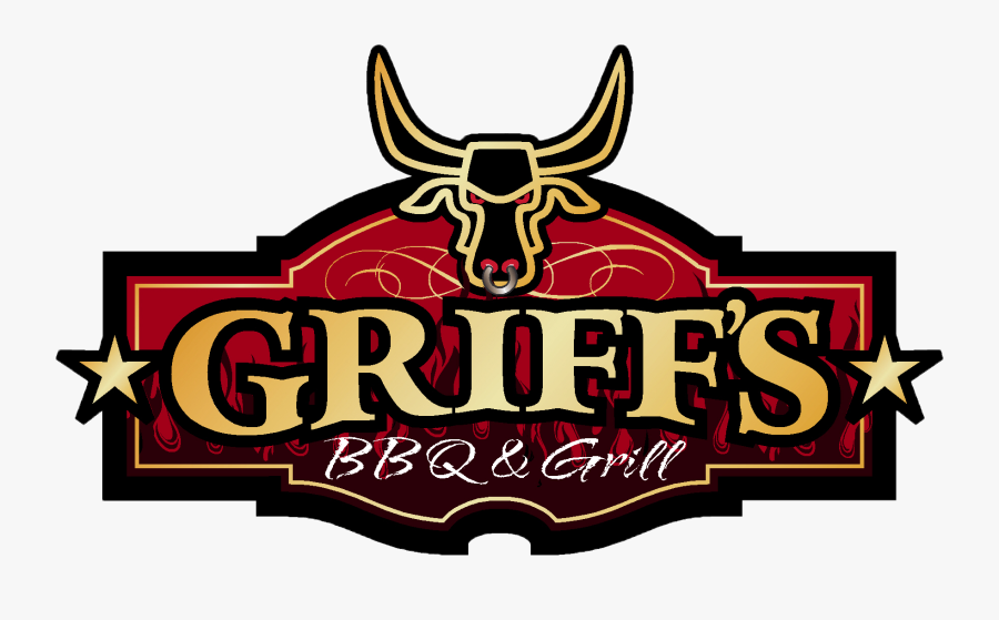 Griffs Bbq And Grill, Transparent Clipart