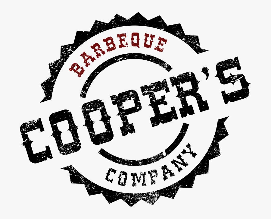 "Cooper""s Bbq - Bronco Drilling Company, Inc., Transparent Clipart"