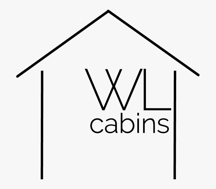 Cabins Clip Art, Transparent Clipart