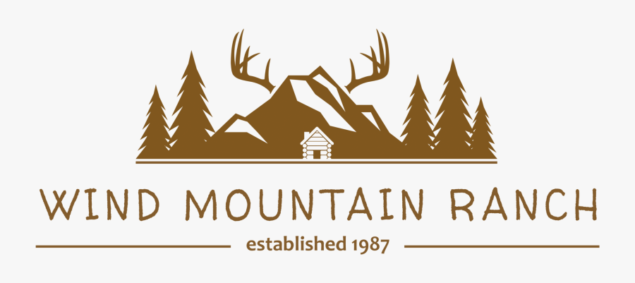 Wind Mountain Ranch - Illustration, Transparent Clipart