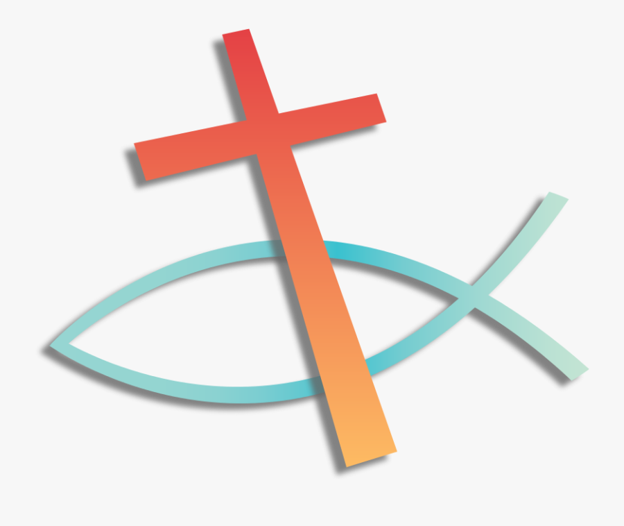 File - Christianity Symbols - Svg - Wikimedia Commons - Christian Clipart, Transparent Clipart