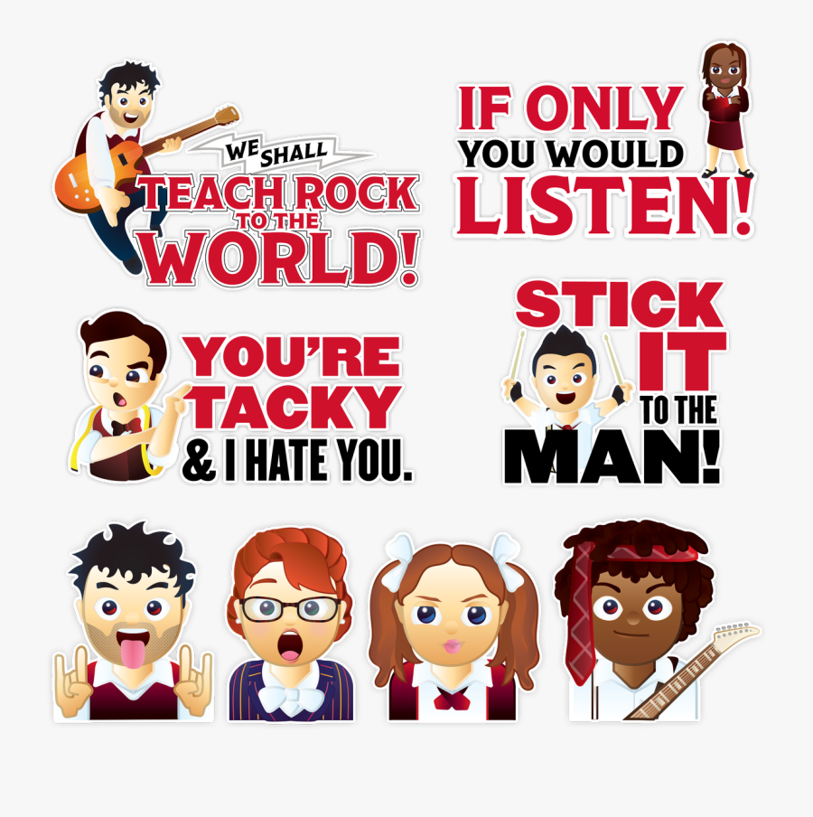 You Rock Clip Art, Transparent Clipart