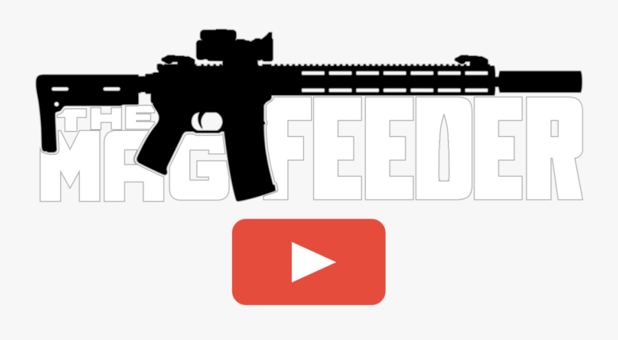 The Mag Feeder - Ar 15 Vinyl Decal, Transparent Clipart