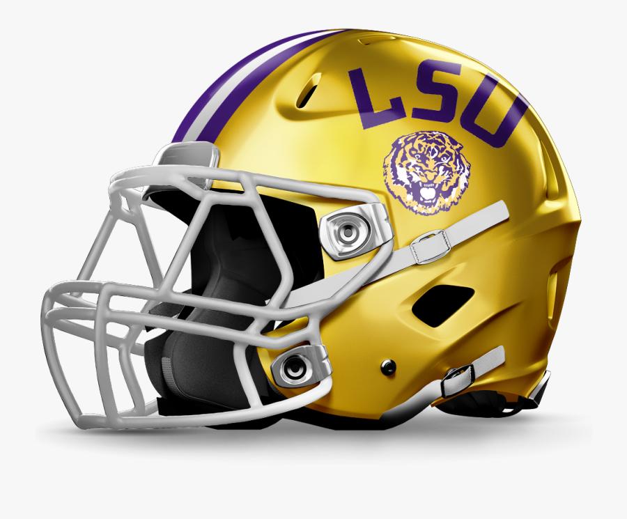 Football Helmet Png Yellow - Akron Zips Football Helmet, Transparent Clipart