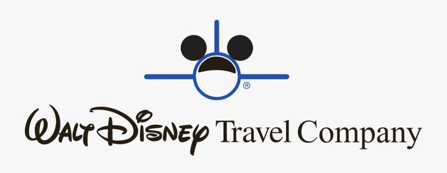 Walt Disney Travel Company Logo, Transparent Clipart