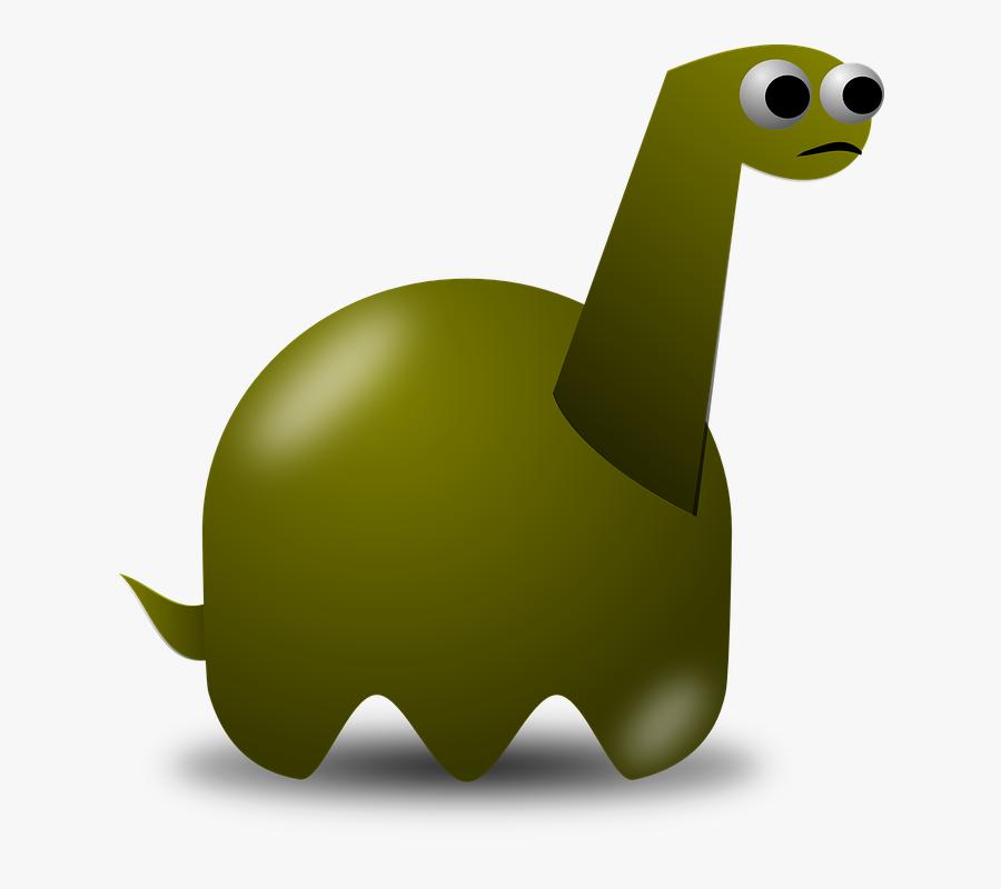 Dinosaurio, Pacman, Pac-man, Dibujos Animados - Purple Pacman Ghost, Transparent Clipart