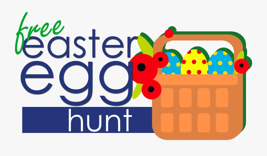 Easter Egg Hunt Clipart - Egg Hunt, Transparent Clipart