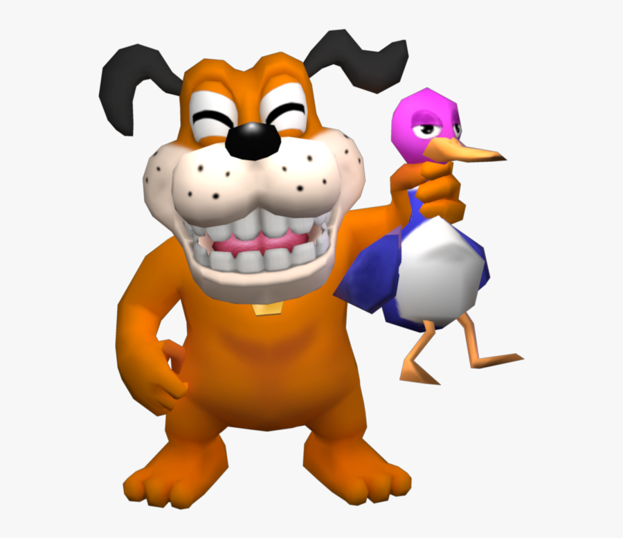 Social - Duck Hunt Dog Png, Transparent Clipart