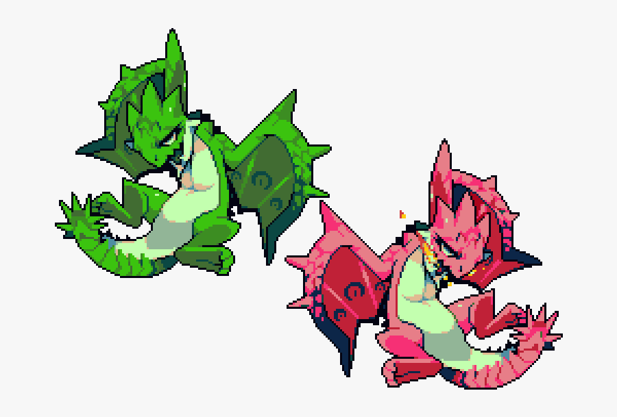 Fanart Pixel Art Capcom Vidya Monster Hunter Zinogre - Deviljho Monster Hunter Pixel Art, Transparent Clipart