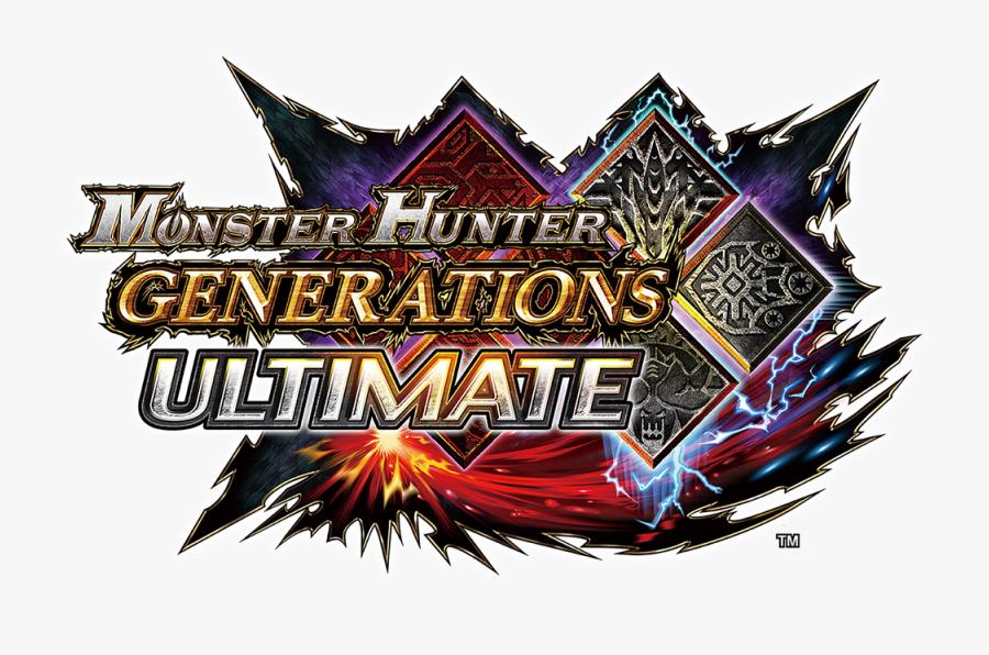 Monster Hunter Generations Ultimate - Monster Hunter Generations Ultimate Xx, Transparent Clipart