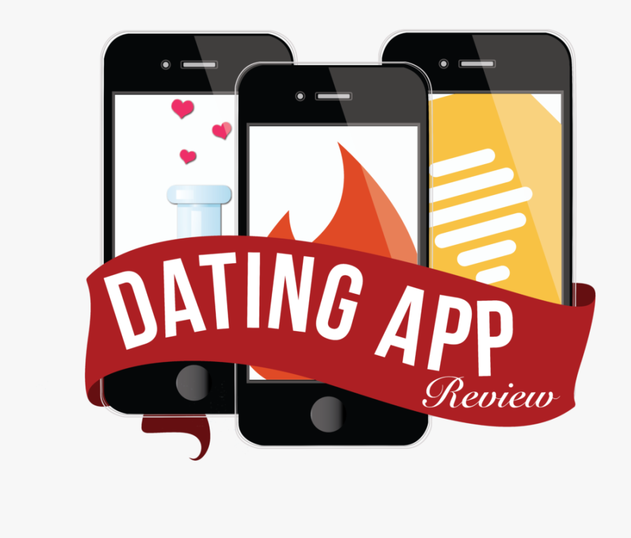 Review The Most Popular - Dating App Clipart, Transparent Clipart