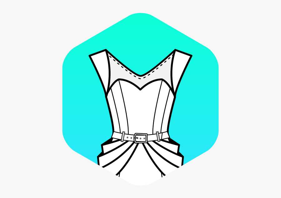Collection Of Free Drawing Apps Illustration Download - Fashion Design Flat Sketch, Transparent Clipart