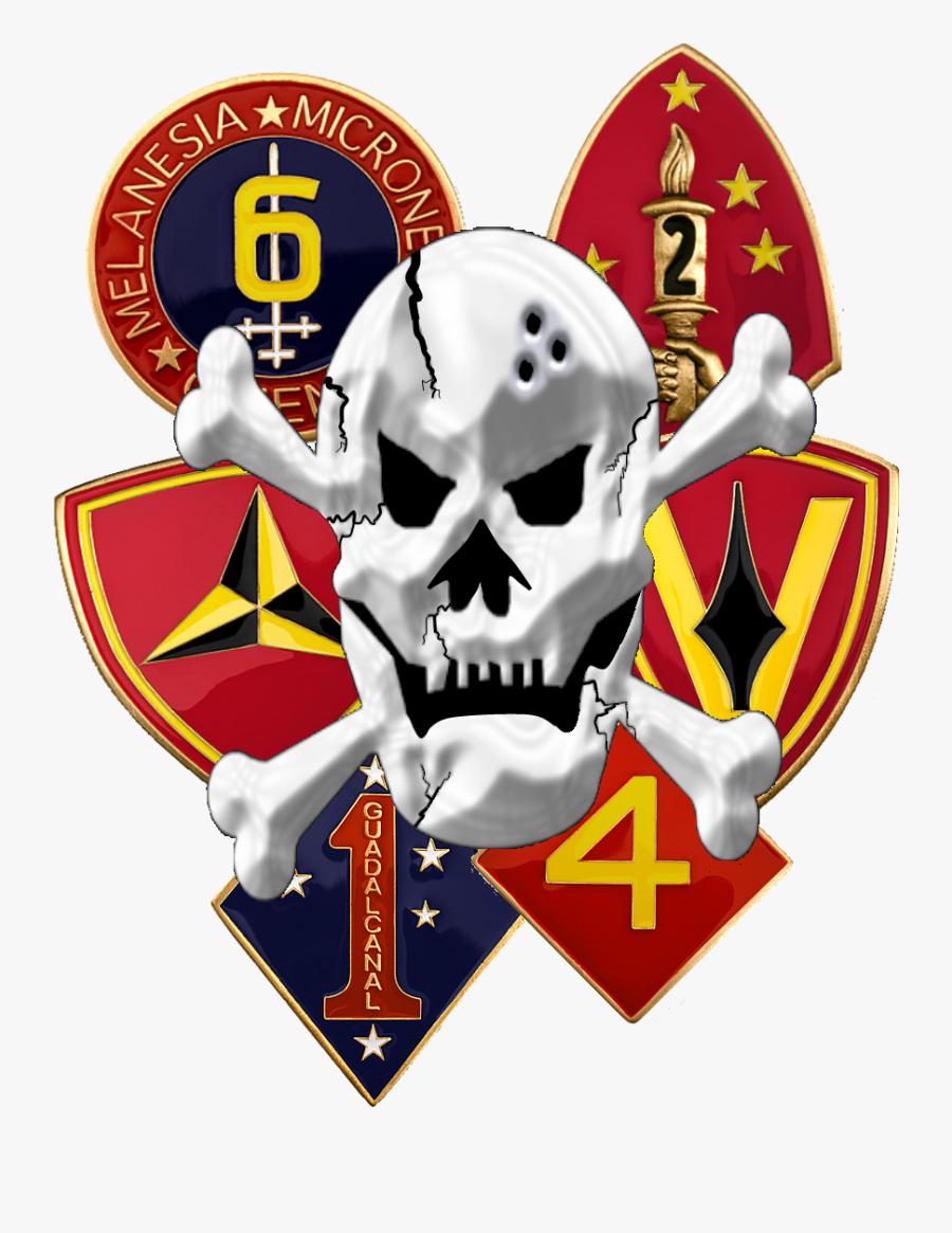 United States Marine Corps Reconnaissance Battalions, Transparent Clipart