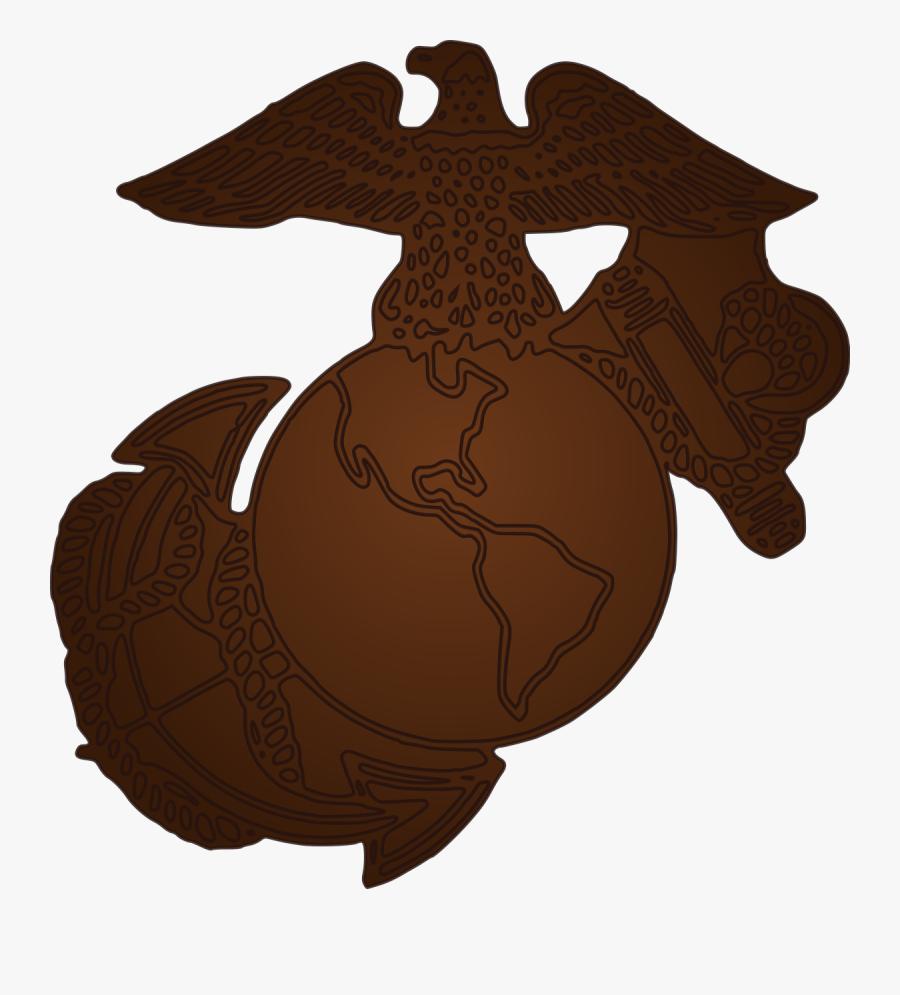 Fleet Marine Force Combat Operation Insignia, Transparent Clipart