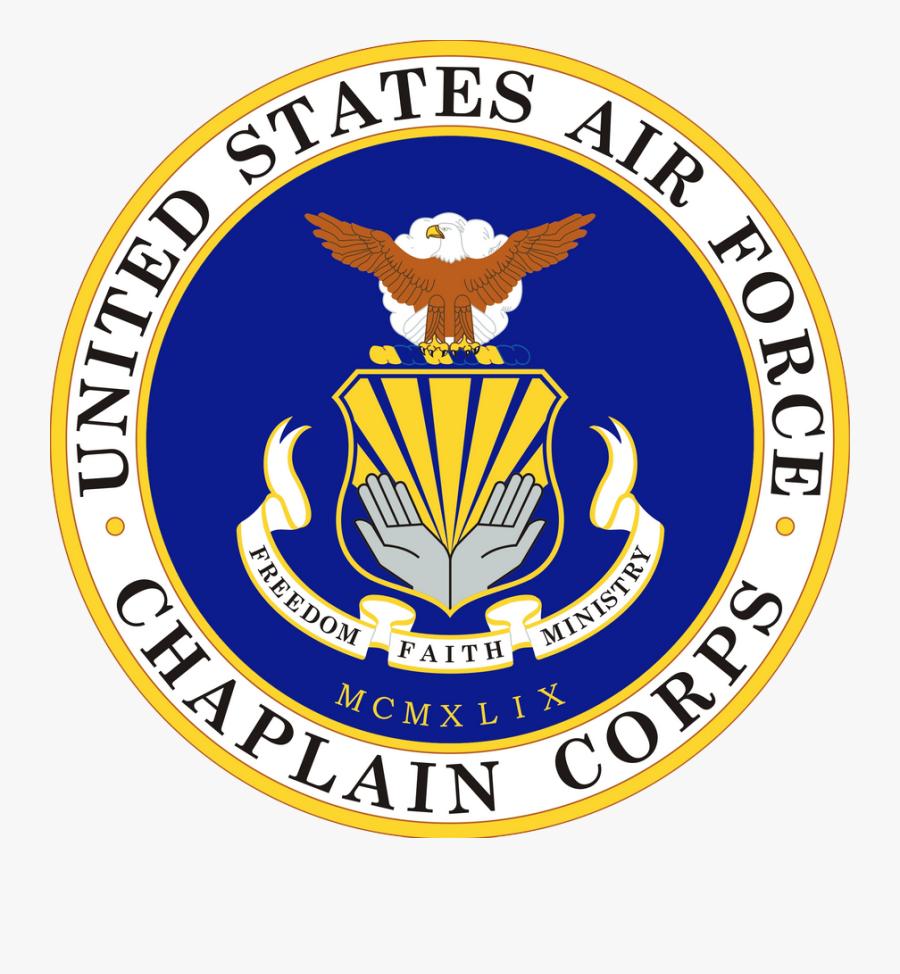 Clip Art Air Force Dental Corps - Air Force Chaplain Corps Logo, Transparent Clipart