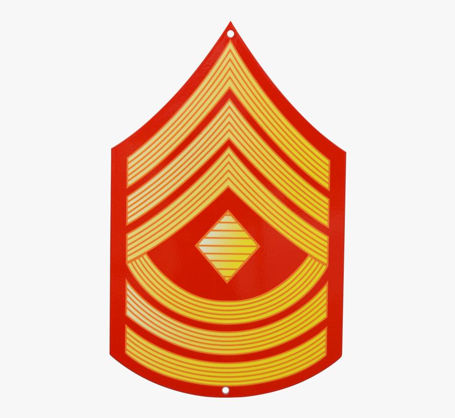 Sgtmaj Of The Marine Corps Rank, Transparent Clipart