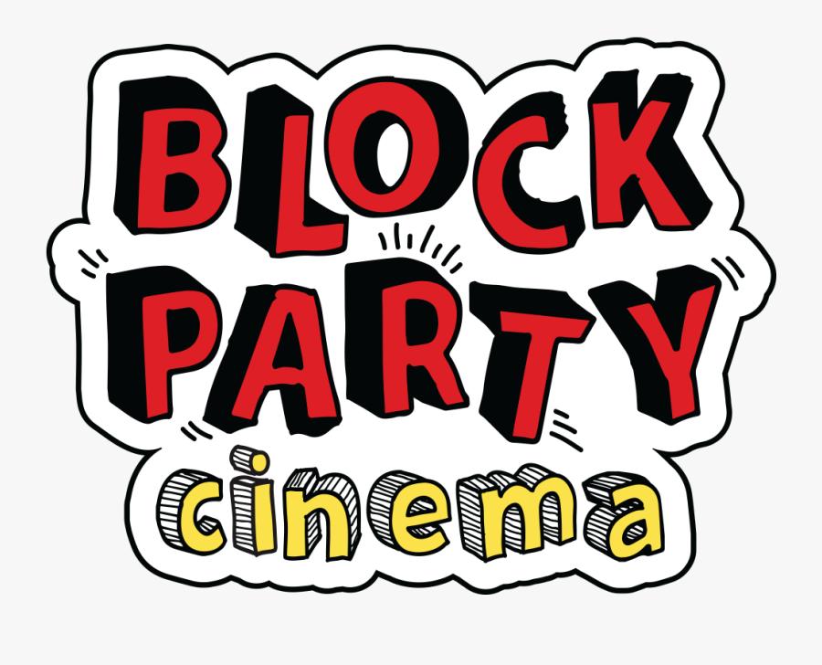 Party Cinema, Transparent Clipart