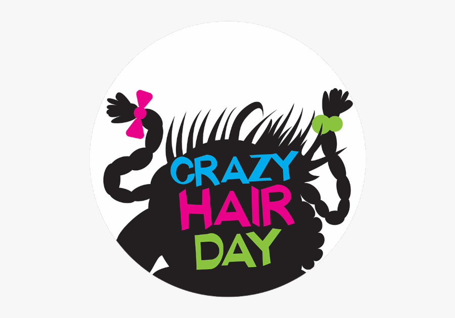 Crazy Hair Day Png , Free Transparent Clipart - ClipartKey