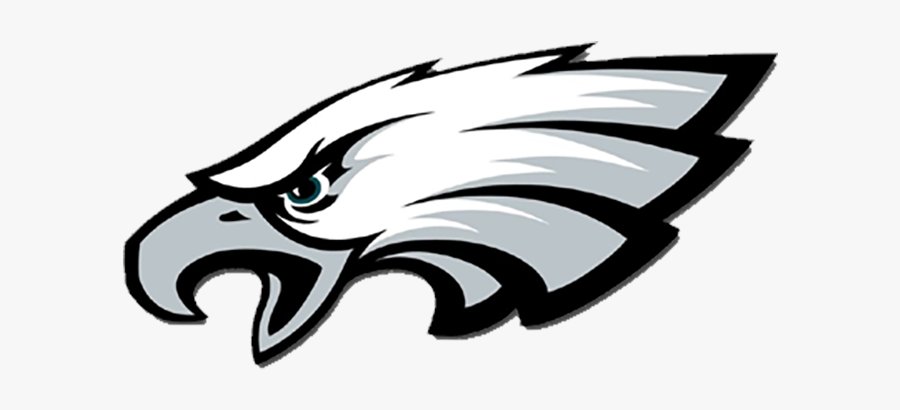 School Logo - Philadelphia Eagles Logo, Transparent Clipart