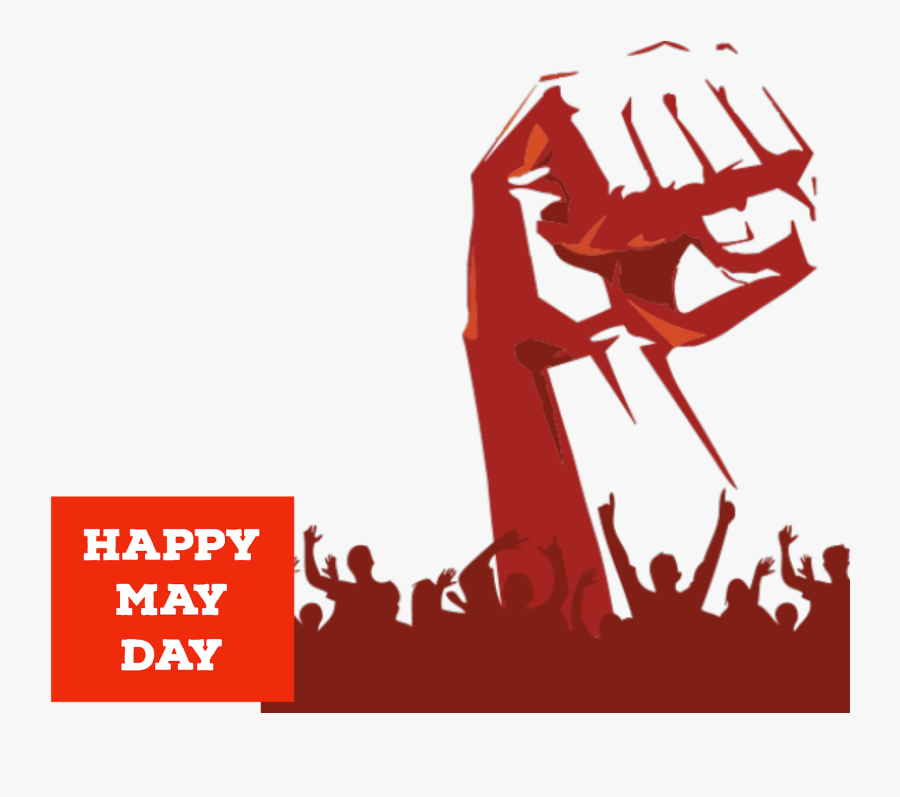 Labour Day Labor Day Clip Art - International Workers Day 2019, Transparent Clipart
