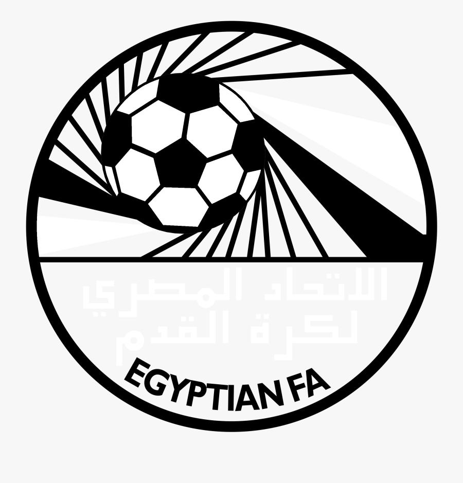 Transparent Football Clip Art Png - Egypt National Team Logo Png, Transparent Clipart