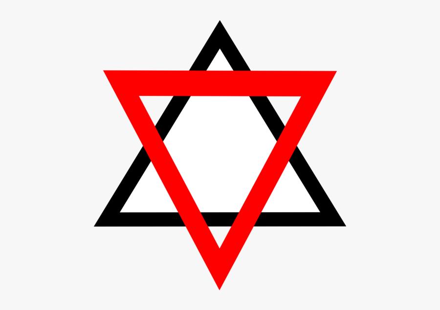 Triangle,symmetry,area - Religious Symbols Vector, Transparent Clipart