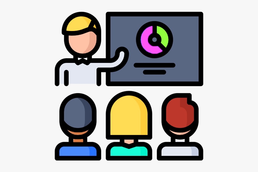 Job Training Icon, Transparent Clipart