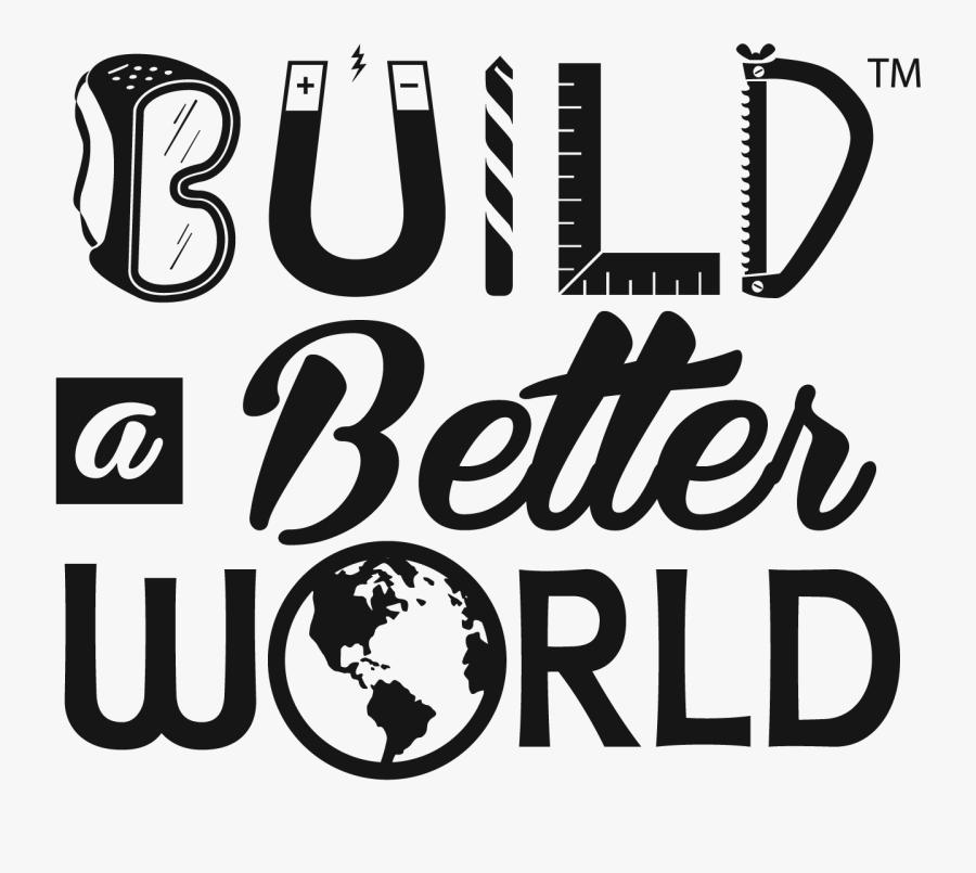 Build A Better World Summer Reading Clip Art, Transparent Clipart