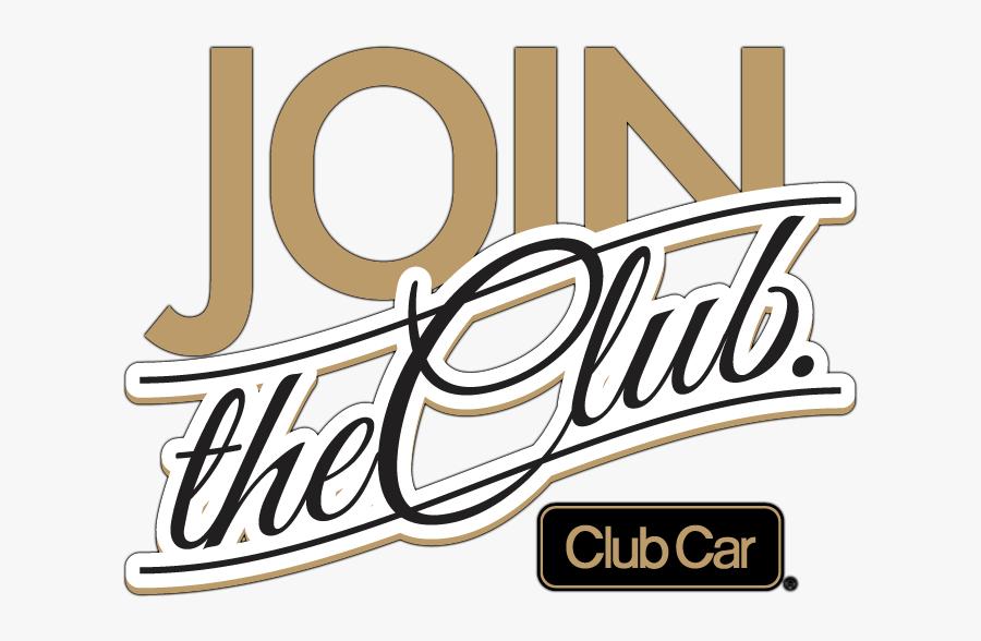 Club Car, Transparent Clipart