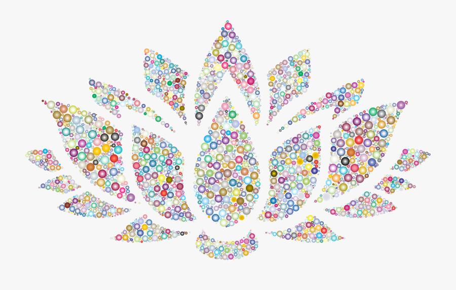 Transparent Lotus Flower Graphic Png - Lotus Flower Vector Png, Transparent Clipart