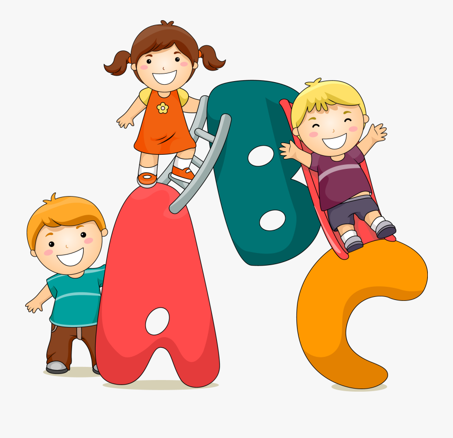 Goodbye Kids Png - Kids Abc, Transparent Clipart