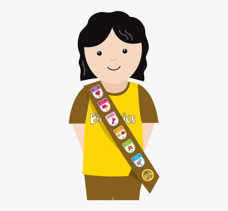 Girlguiding New Programme Tracking, Transparent Clipart