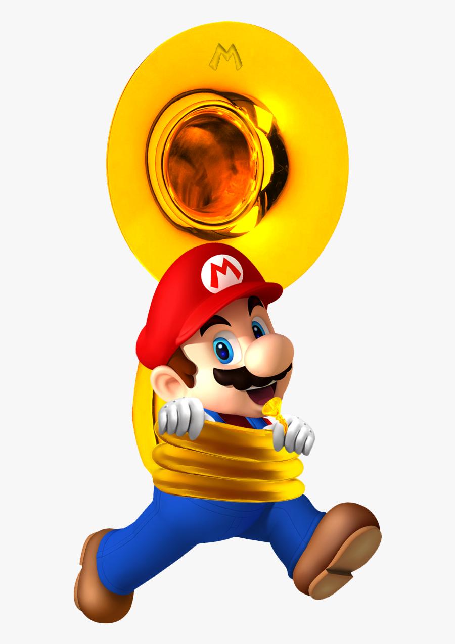 Nintendo Fanon Wiki - New Super Mario Bros Wii Mario, Transparent Clipart
